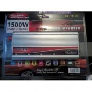 Инвертор за кола 12 или 24V на 220v 1500W