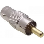 NTR CON50 BNC aljzat - RCA dugó adapter