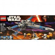 Lego star wars - resistance x-wing fighter