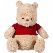 Jucarie din plus winnie the pooh 50 cm colectia christopher robin Disney