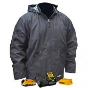 DeWalt DCHJ076ABD1-XL chamarra de trabajo con calefacción, talla XL, color negro