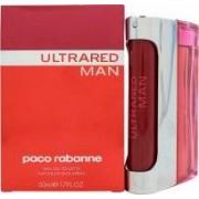 Paco Rabanne Ultrared Eau de Toilette 50ml Vaporizador