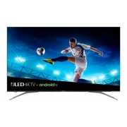 Hisense Smart TV ULED 65'', 4K Ultra HD, Widescreen, Negro 65H9E PLUS