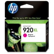 HP 920XL Magenta Officejet Ink Cartridge Use in selected Officejet Pro printers