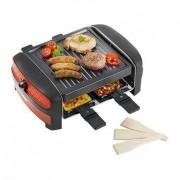 Bestron Grill-Raclette 4 personnes 600 W Bestron