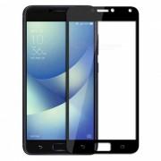 naxtop protector de pantalla de cristal templado para asus zenfone 4 max pro / 4 max ZC554KL - negro
