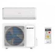 Aparat de aer conditionat Vortex VAI1220FFWR Agent frigorific R32 12000 BTU Clasa Energetica A++ KIT inclus
