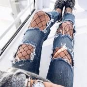 Ciorapi plasa mare Denise