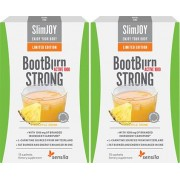 SlimJOY BootBurn STRONG ACTIVE 1000 Tropical 1+1 FREE Limited Edition Effective Fat Burning Pineapple Flavour 30-day Programme SlimJOY