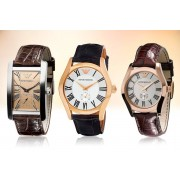 Brand Logic £59 instead of £310 for an Armani men's or ladies' watch - save 81%
