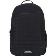 Anushka Collection College Backpack Lightweight School Bag, Travel Hiking Camping Outdoor Daypack Rucksack (Black) 20 L Laptop Backpack(Black)