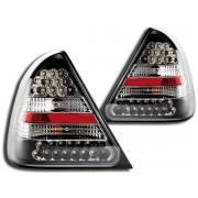 Stopuri cu LED Mercedes Benz C-Class W202 94-99 negru