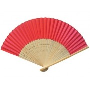 Watermelon Silk Fans