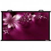 Clinux Map type Projector screens 4ft x 6ft
