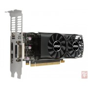 MSI GTX 1050 2GT LP, GeForce GTX 1050, 2GB/128bit GDDR5, DVI/HDMI/DP, MSI cooling