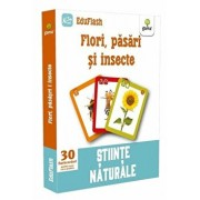 Flori, pasari si insecte. Stiinte naturale/***