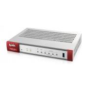 Zyxel ZyWALL USG20-VPN-EU0101F router cablato Collegamento ethernet LAN Grigio, Rosso