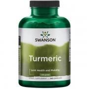 Swanson Kurkuma (Turmeric) 720 mg 240 kapsułek - 240 kapsułek
