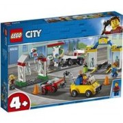 LEGO 60232 LEGO City Town Fordonscenter