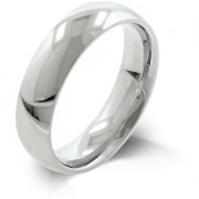 J. Goodin 5mm Stainless Wedding Band Ring R08038RV-V00