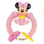 Clementoni zvečka Minnie Mouse okrugla