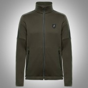 Toni Sailer Men Fleece Lenny military