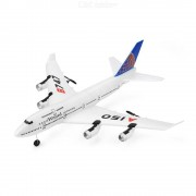 WLtoys XK A150 B747 Model RC Airplane 2.4GHz 3CH Remote Control EPP Glider Toy