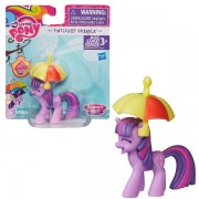 My Little Pony - Figurina Twilight Sparkle cu Umbreluta Hasbro