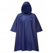 Pelerina de ploaie Trekmates Essential Basic Poncho Albastru