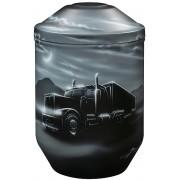 Design Urn Nachtrijder bij Maanlicht (4 liter)
