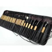 Set de 24 pensule de profesionale pentru machiaj Naked