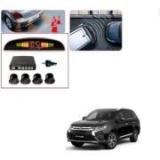 Auto Addict Car Black Reverse Parking Sensor With LED Display For Mitsubishi Outlander