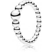 Pandora Inel de argint cu bile 197536 52 mm