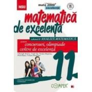 Matematica de excelenta cls 11 vol.2 Analiza matematica ed.2 - Gheorghe Boroica