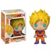 Pop! Vinyl Figura Funko Pop! Goku Super Saiyan - Bola de Dragón Z