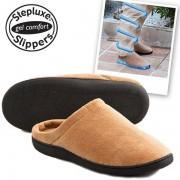 Papuci de casa antioboseala talpa Relax Gel Slippers