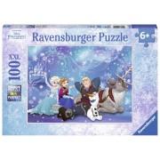 PUZZLE FROZEN, 100 PIESE - RAVENSBURGER (RVSPC10911)