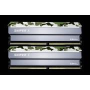 G.Skill Sniper X memoria 16 GB DDR4 2400 MHz
