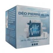 Allo Nature Déo Pierre Alun Pure 150gr - 100% Alun de potassium