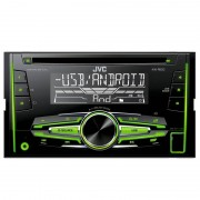 JVC KW-R520 Autorrádio CD/AUX/USB/Android/iOS