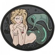 Maxpedition Patch - Mermaid (Färg: SWAT)