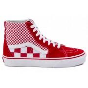 Vans Sk8-Hi 'Mix Checker Chili Pepper VN0A38GEVK51 Rood / Wit-40