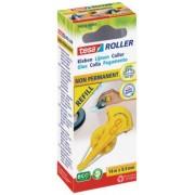 tesa Roller, náplň pre strojček s opätovne snímateľným lepidlom, 8,5m x 8,4mm 59210-00005-06