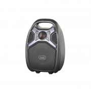 Trevi XF 500, 25 W, fekete, aktív bluetooth hangfal, hordozható, akkumulátor, MP3, SD, USB, FM (XF500)