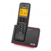 SPC Blade Telefone Sem Fios Vermelho