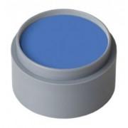 Grimas vattensmink blå 2,5ml
