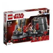 Lego Klocki LEGO Star Wars 75216 Sala Tronowa Snoke'a
