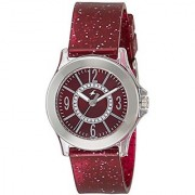 Fastrack Trendies Analog Red Dial Womens Watch-9827PP20