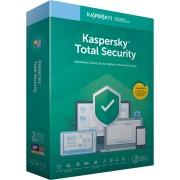Kaspersky Total Security 2020 version complète 5-Appareils 1 Año