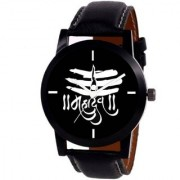 TRUE CHOICE NEW TC 31 FULL BLACK GOOD LOOK WATCH FOR MEN N BOYS WITH 6 MONTH WARRANTY